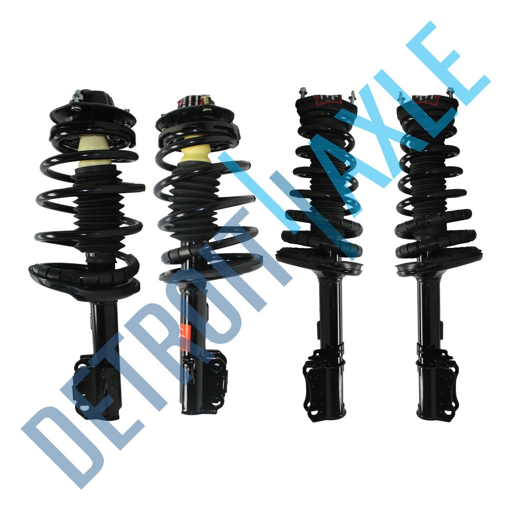 Toyota Celica 1995 1999 Shock Absorbers And Struts: Toyota Corolla Chevy/GEO Prizm Front & Rear Complete Strut