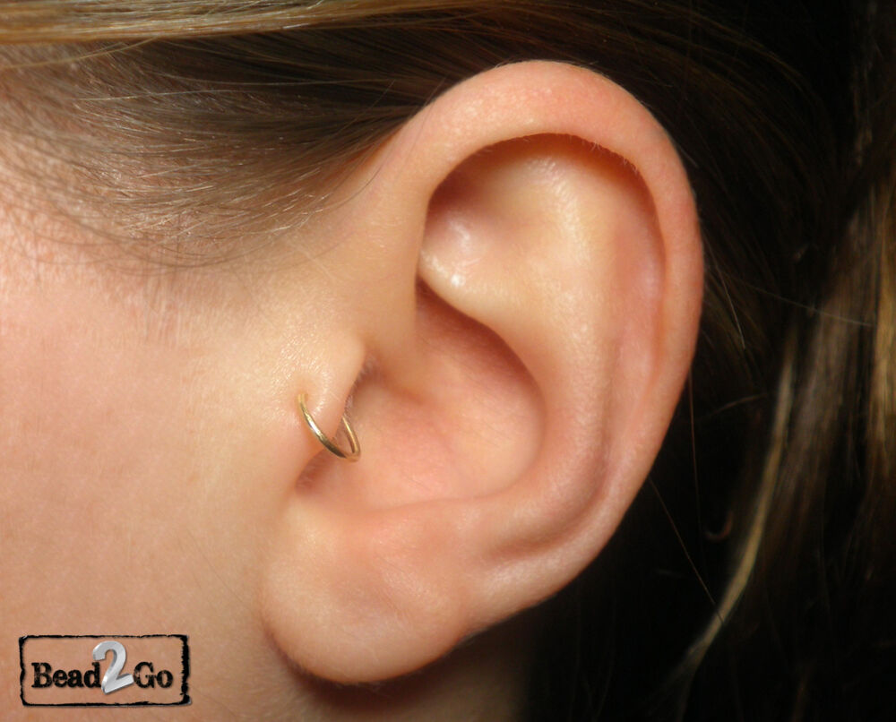 Watch How to Get a Septum (Nose Cartilage Wall) Piercing video