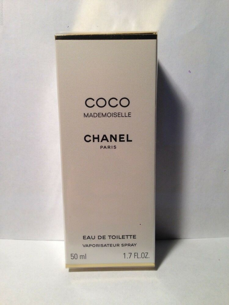 chanel coco mademoiselle eau de toilette spray 50ml factory sealed 3145891164503 ebay. Black Bedroom Furniture Sets. Home Design Ideas