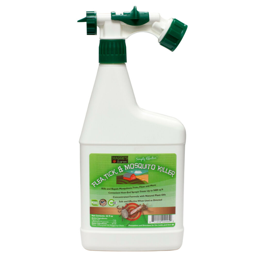Natural Fleatick Yard Spray Mosquito Yard Spray All