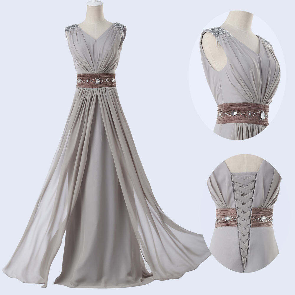 Beautiful Dresses To Wear To A Wedding: 2015 Long Formal Evening Bridesmaid Wedding Prom Party