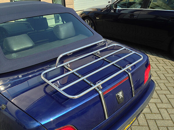 peugeot 306 cabriolet luggage rack new ebay. Black Bedroom Furniture Sets. Home Design Ideas