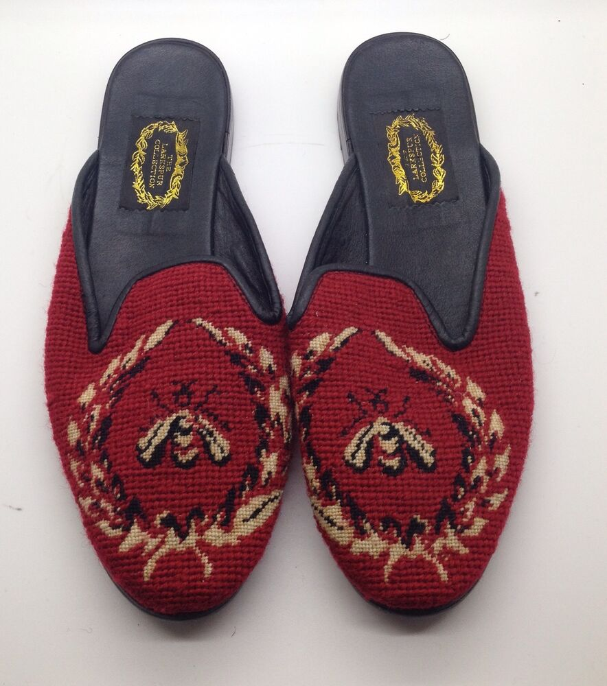 Needlepoint Womens Shoes