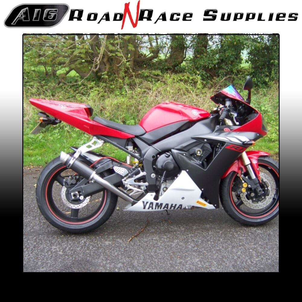 Yamaha r1 yzf 2002 2003 a16 moto gp carbon exhaust for Yamaha r1 deals