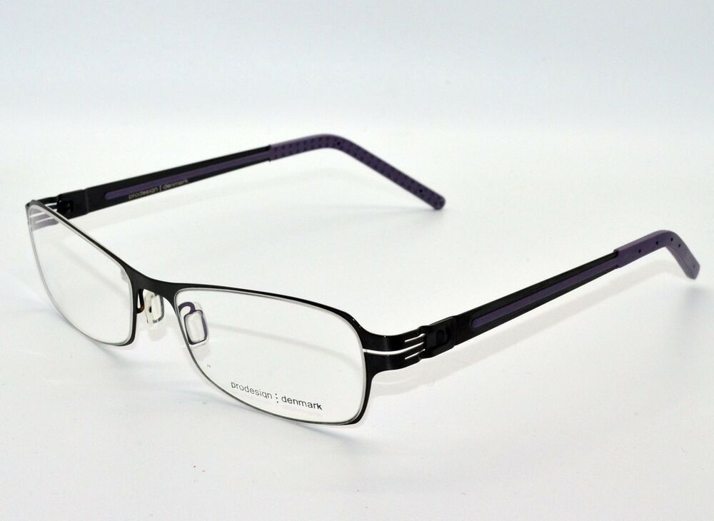 NEW 100% Authentic PRODESIGN DENMARK 6118 c.6012 Black ...