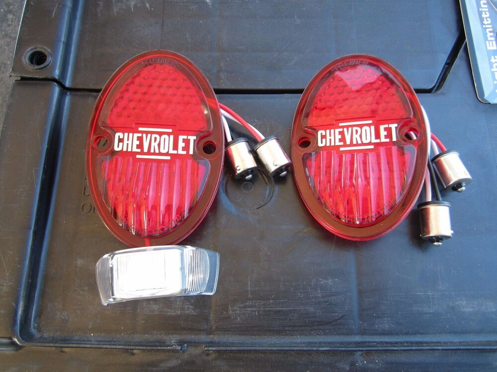 1933 1934 1935 Chevrolet Led Lights Tail Lights Very