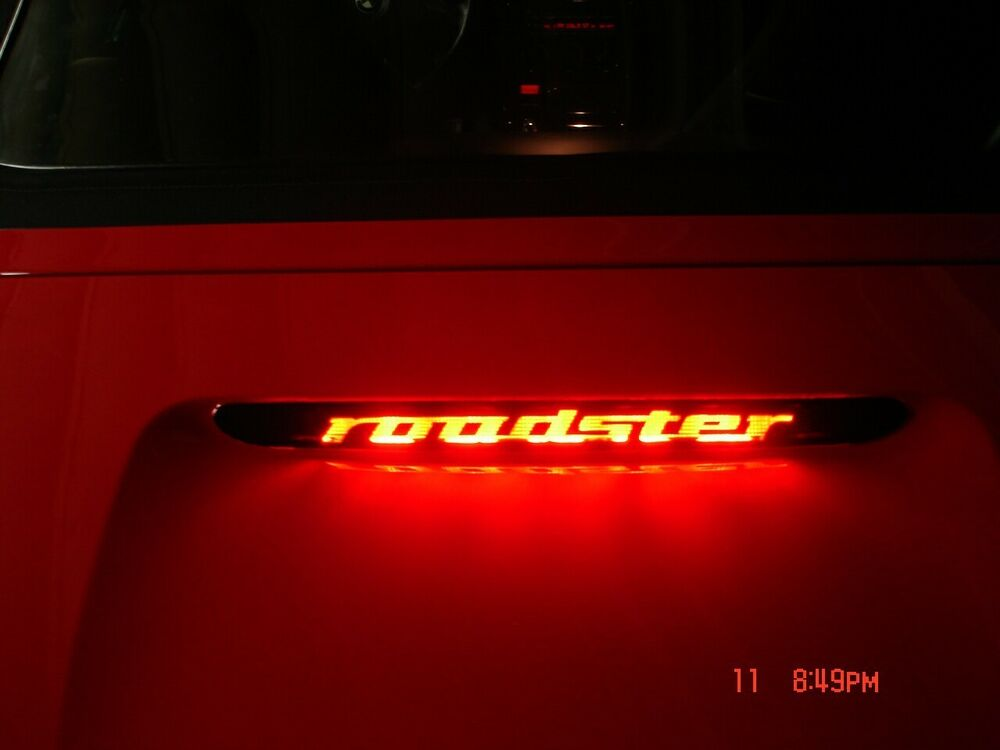 bmw z3 e36 roadster 3rd brake light decal overlay 96 97 98 99 ebay bmw z3 roadster e36 1996