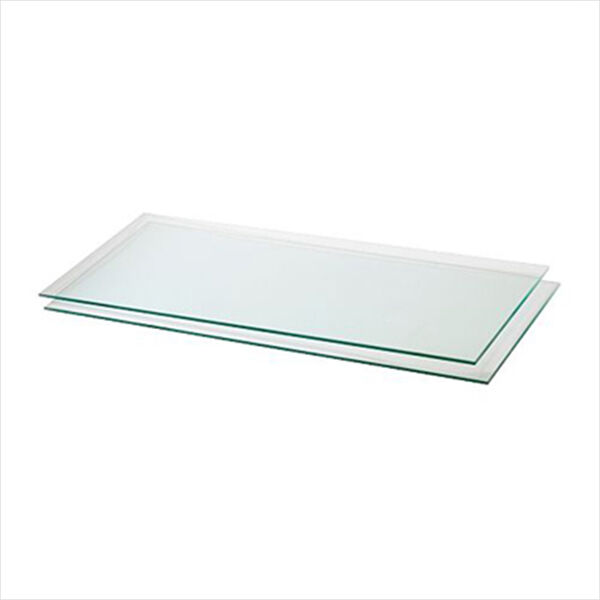 12 x 48 tempered glass shelves shelving 20 pieces for