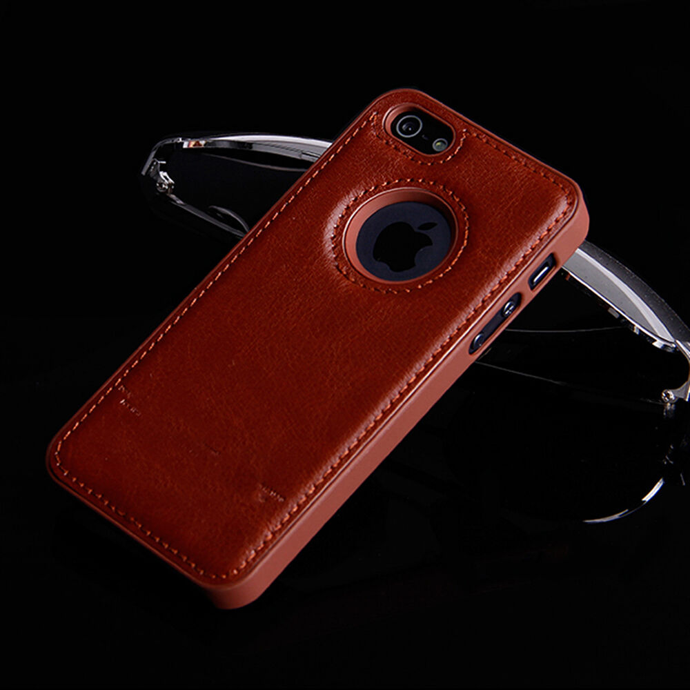Luxury Iphone Case Leather