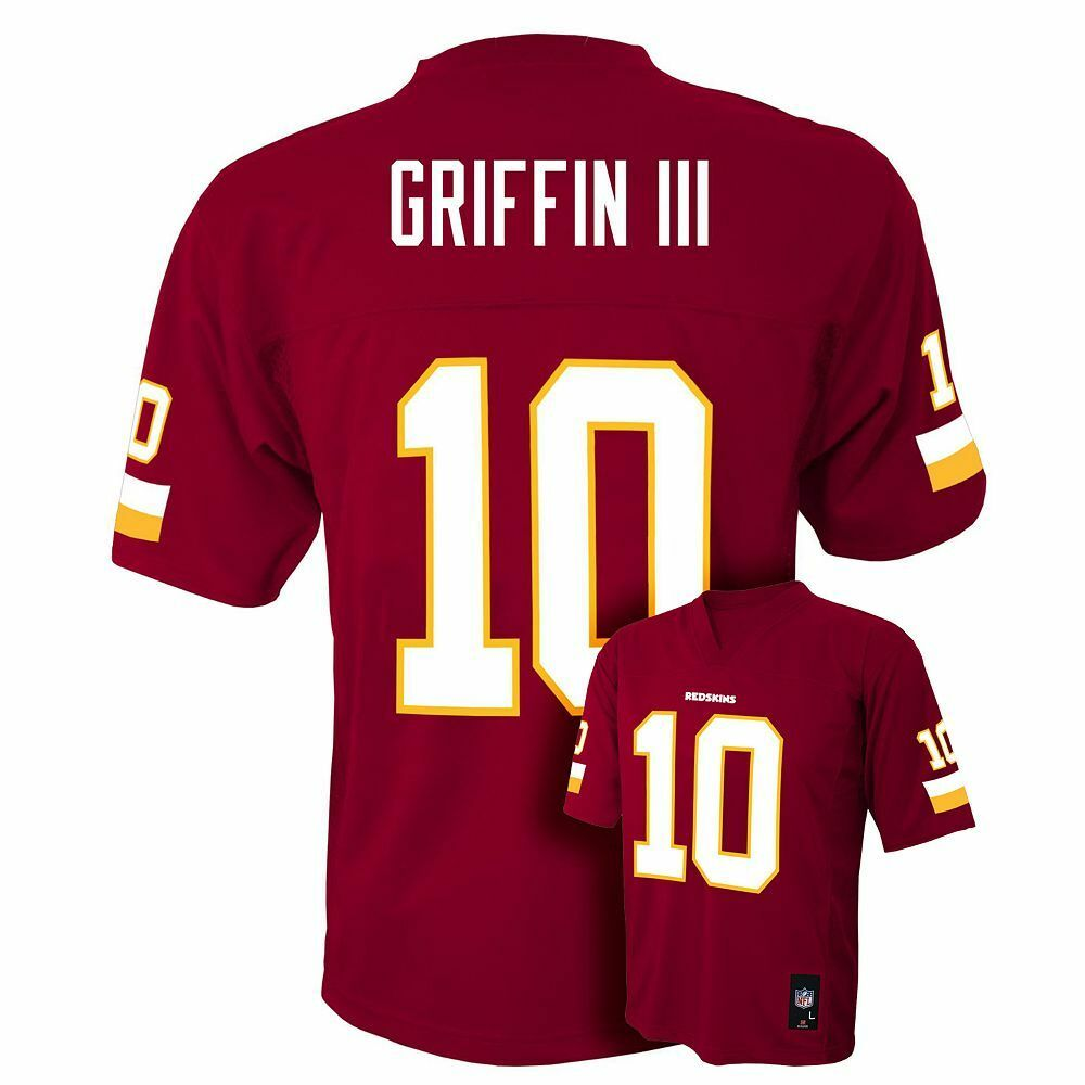 Details about ( 55.00) Washington Redskins ROBERT GRIFFIN III nfl Jersey  YOUTH KIDS BOYS (xl) ed82d2a0c