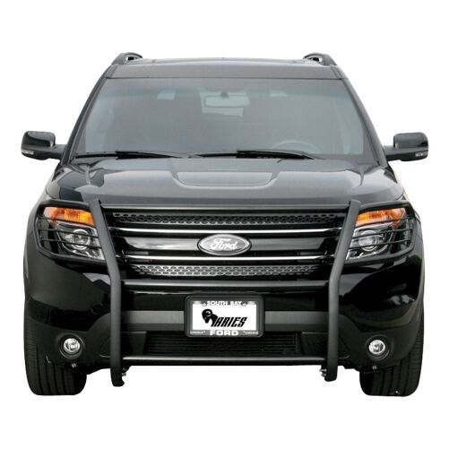 aries 3065 grille brush guard black for 2011 2015 ford. Black Bedroom Furniture Sets. Home Design Ideas
