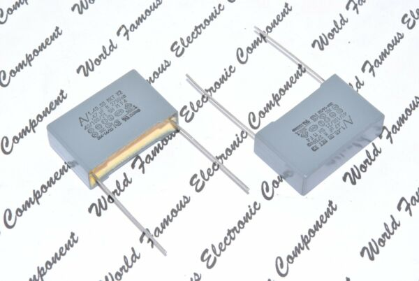 Arcotronics Capacitor Polyester 0.47uf //-5/% 400v dc 15MMP 10 pieces OL0531