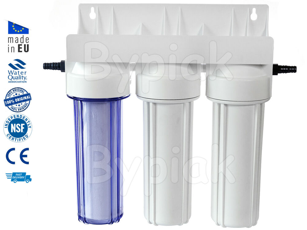 3 stage hma heavy metal reduction water filter koi ponds for Pond water filter