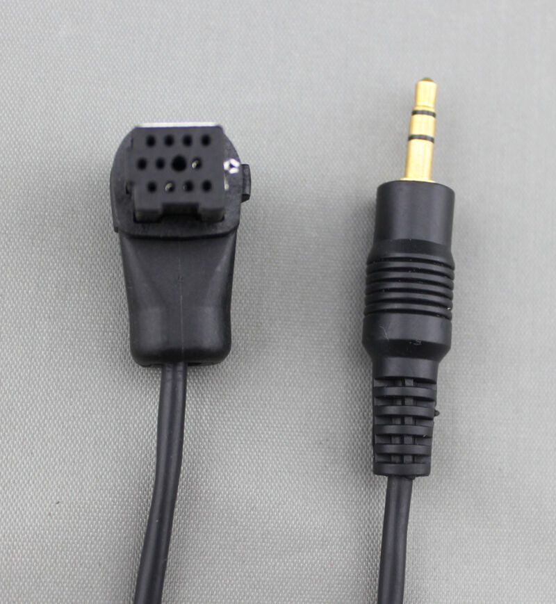 Car Cd Stereo Aux Input Jack Auxiliary Rca Ip Bus Cable: For PIONEER IP-BUS AUX INPUT ADAPTER CABLE To 3.5mm AUX CD