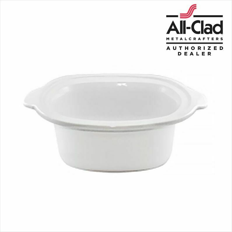 All Clad Ss 990909 Sd700550 Slow Cooker Ceramic Body Pot