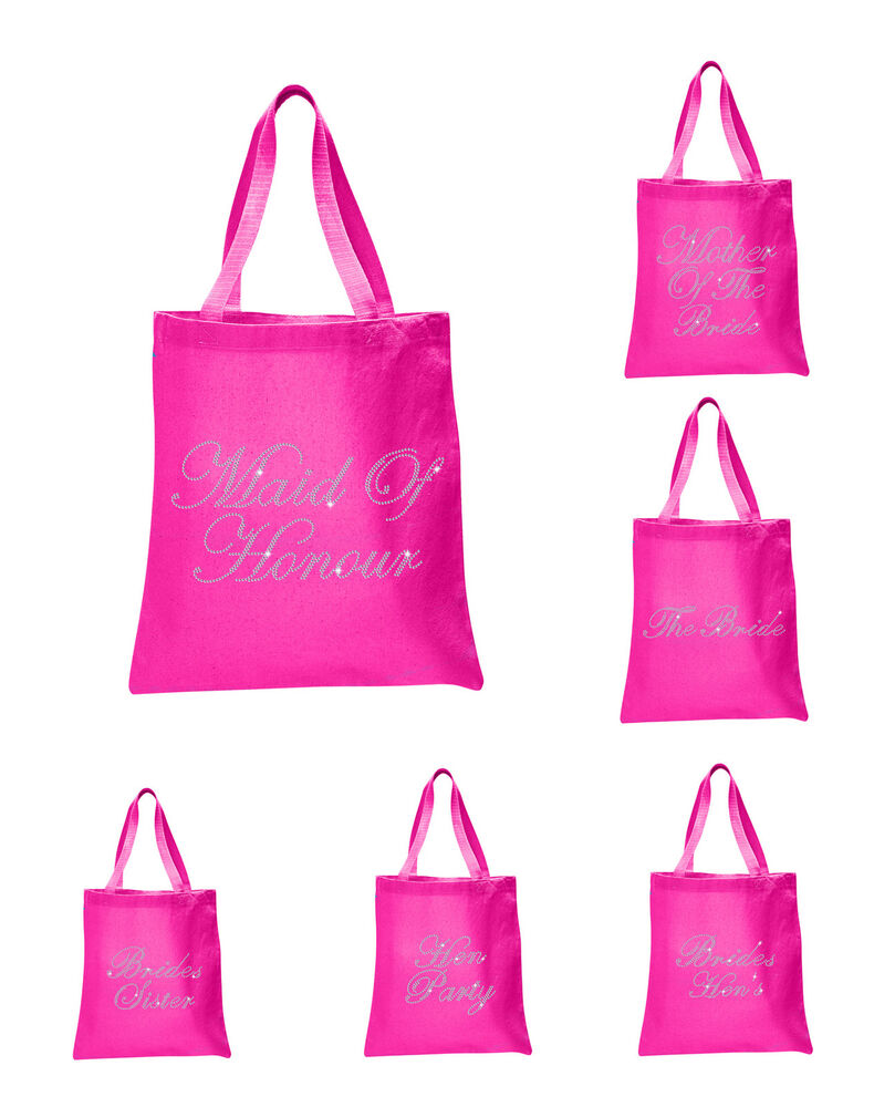 ... Wedding Favour Tote Bags personalised bridal hen party gift bags
