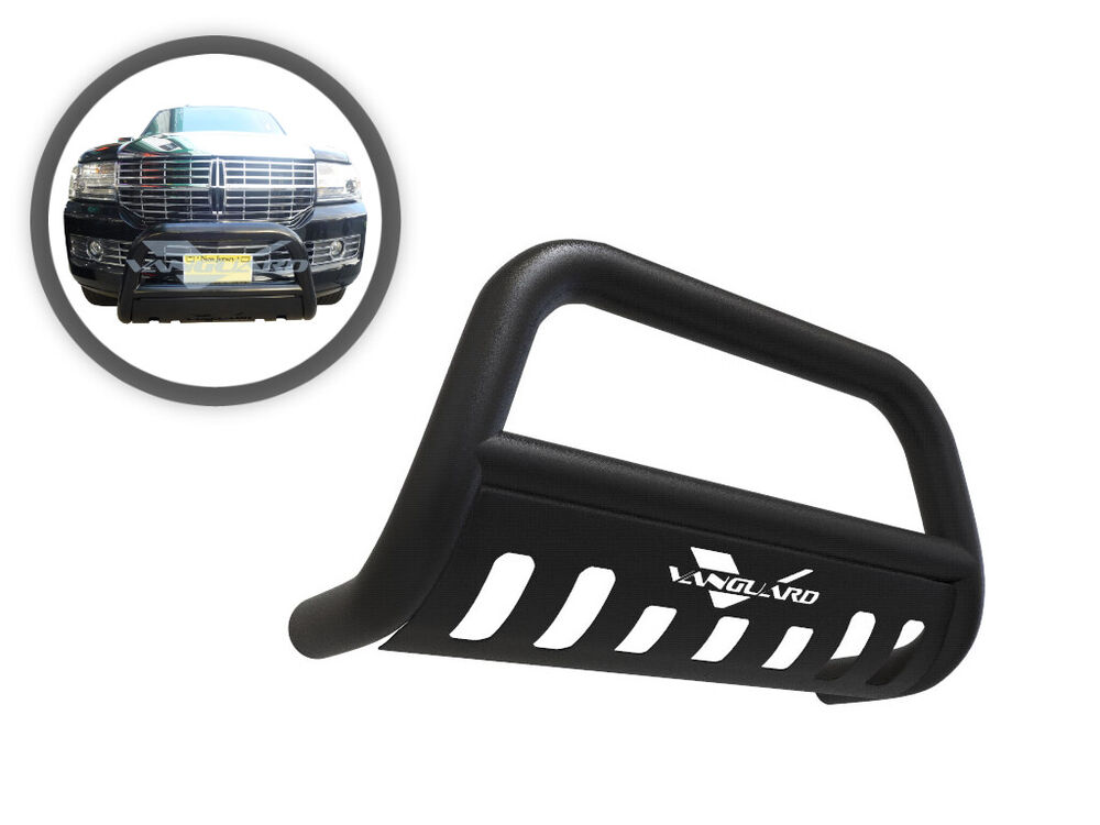 Ford Expedition Bumper Guard : Vanguard ford f front bull bar bumper protector