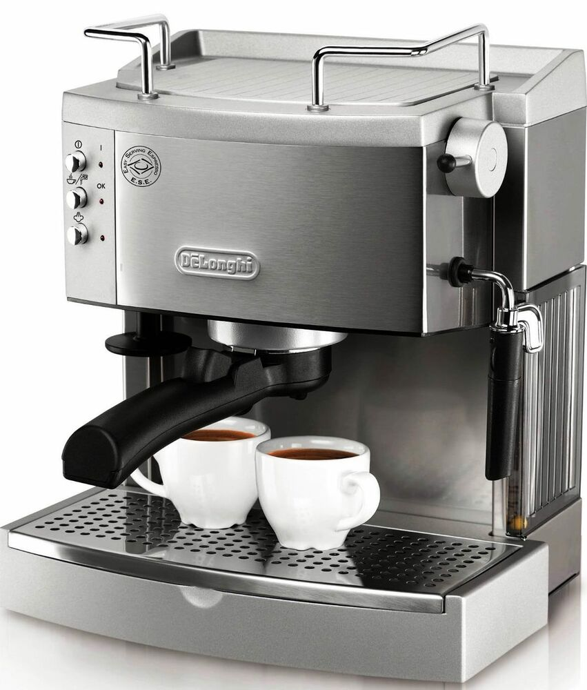 15 bar espresso machine