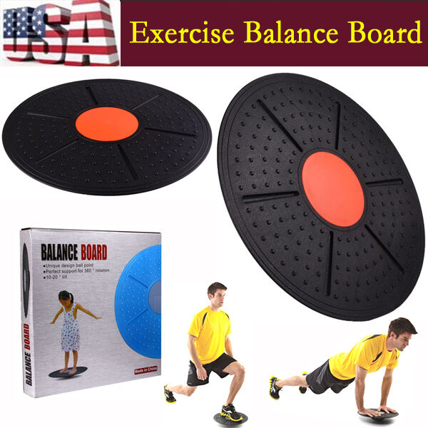 Balance Board Exercises For Back: New Professional Training Fitness Exercise Stability