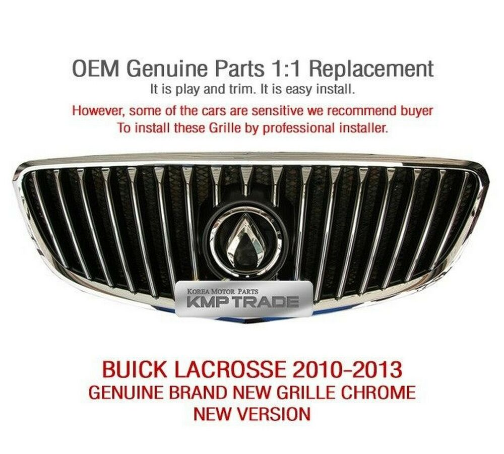 OEM Auto Parts Front Grille New Ver For CHEVROLET BUICK