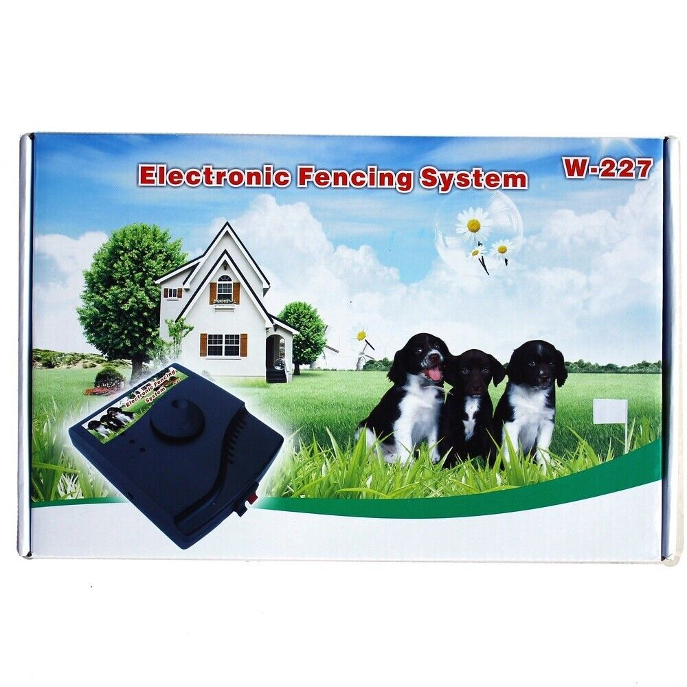 Wireless Electric Dog Fence With  Collars
