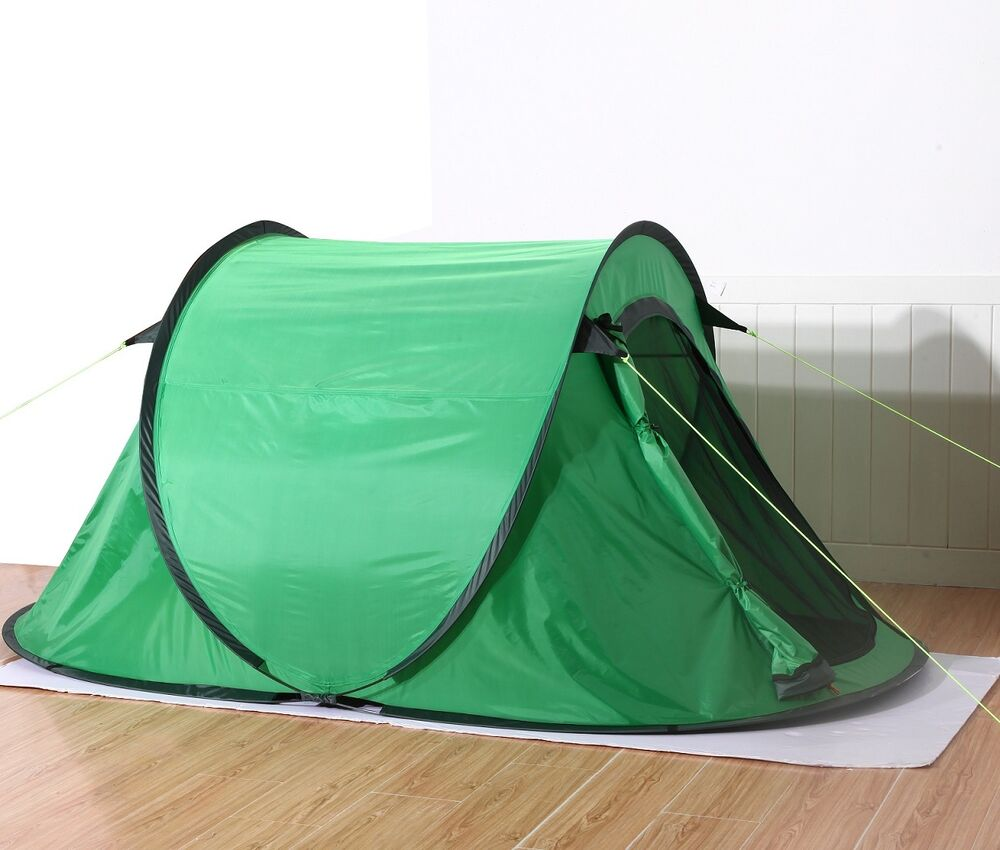 Portable Pop Up Shelters : Portable breathable easy pop up travel sports tent beach