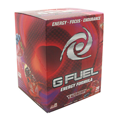 Gamma Labs G Fuel Fazeberry 20 Packs | eBay