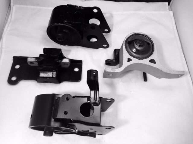 motor mount trans mount set 4pcs for 05 06 nissan altima. Black Bedroom Furniture Sets. Home Design Ideas