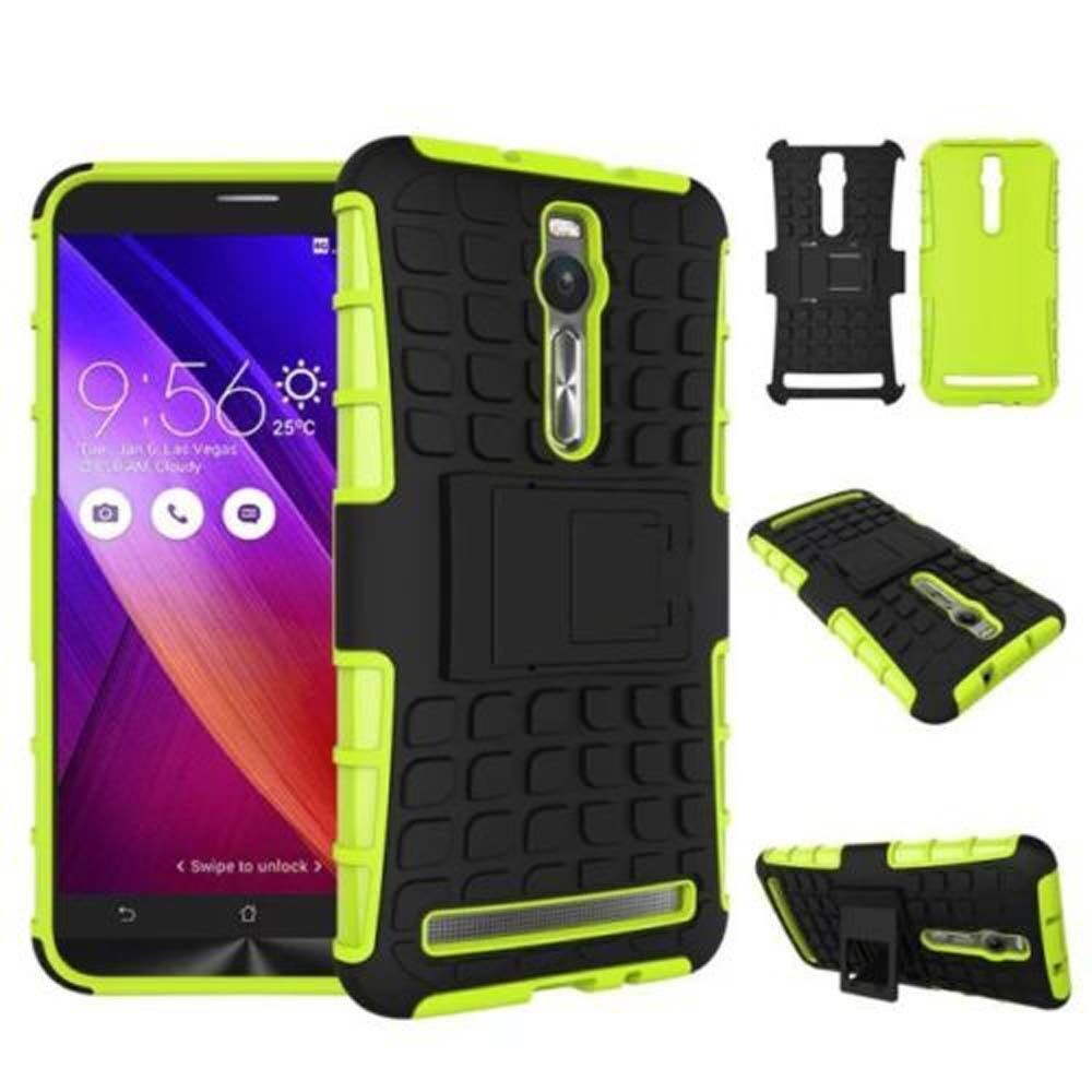For Asus Zenfone ZenPhone 2 55 Hybrid Impact Armor Rugged