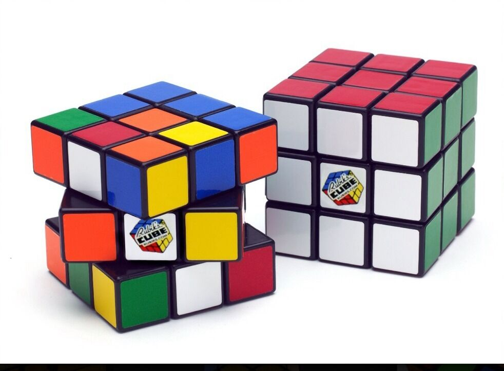 original rubik 39 s cube 3x3 new in package with base rubix. Black Bedroom Furniture Sets. Home Design Ideas