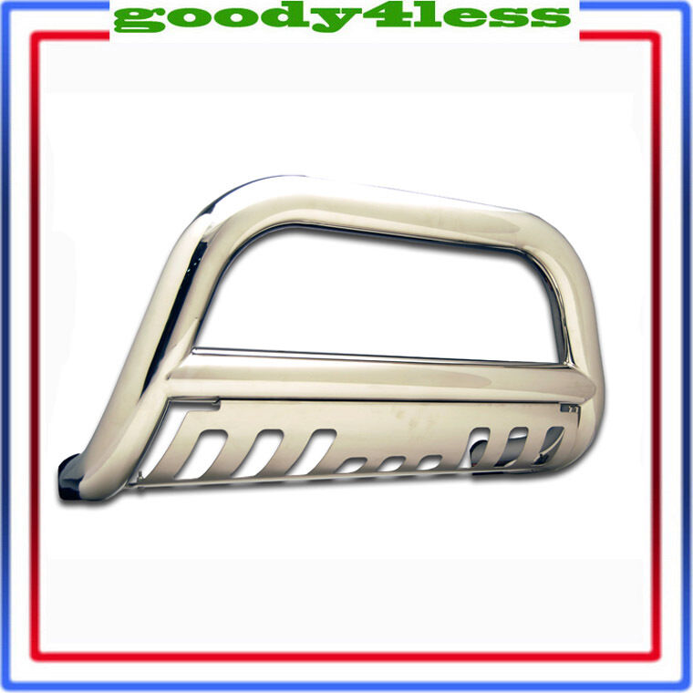 Ford Expedition Bumper Guard : Ford expedition stainless steel bull bar