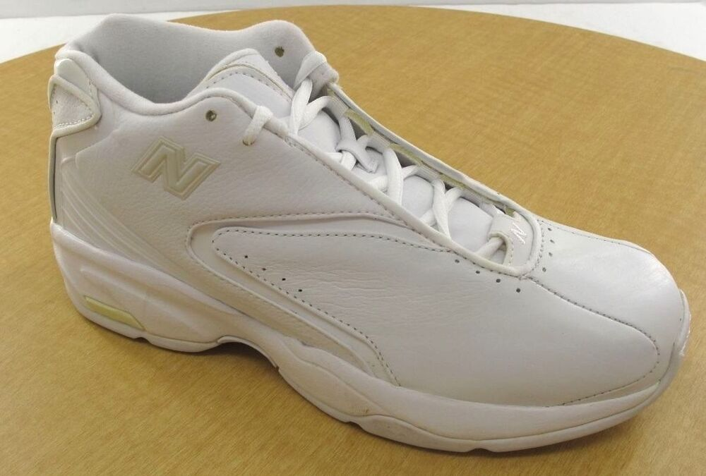 New Balance Mens Shoes CBB202W White Basketball Shoes NWD ...