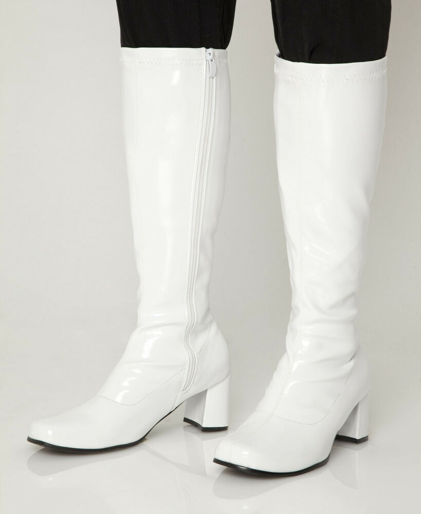 Innovative Adult Gogo Boots White Product Details Page