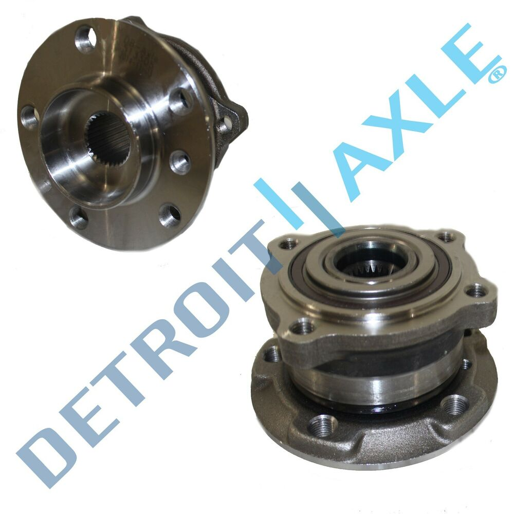 BMW X5 & X6 Both (2) Brand New Complete Front Wheel