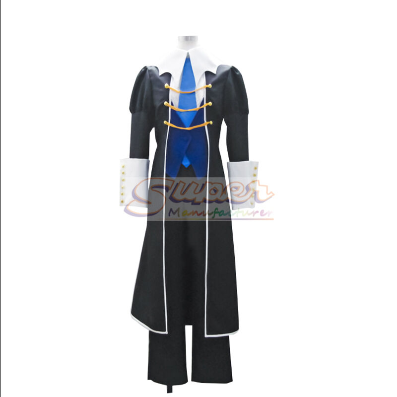 Anime vocaloid kaito project diva 2 uniform cos clothing - Diva pants ebay ...