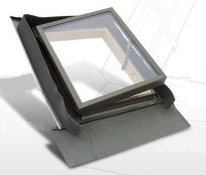 Fenstro rooflite skylight velux group 45x73 flashing roof for How to clean velux skylights