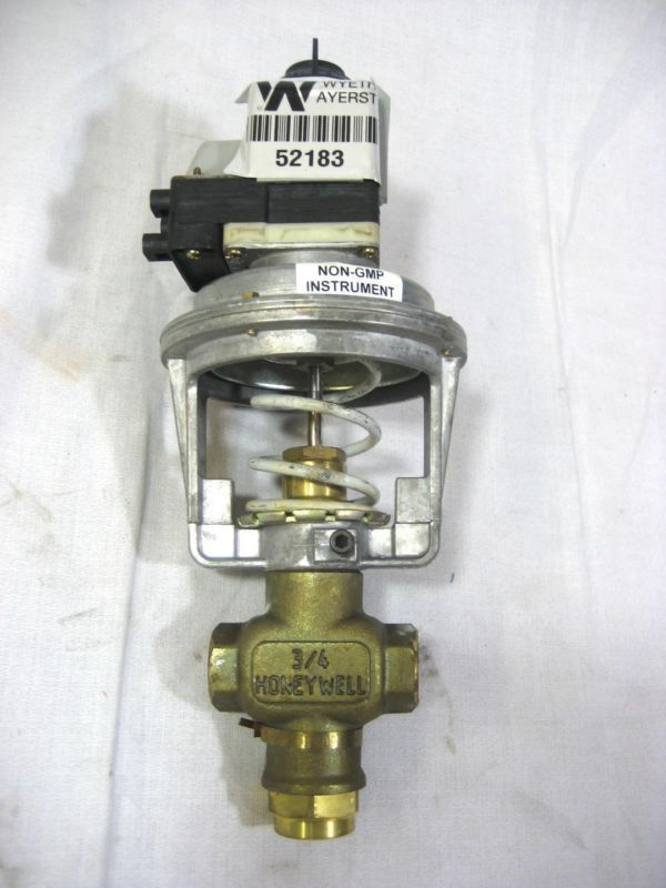"Honeywell 2 or 3 way 3/4"" Control Valve with MP953E ..."