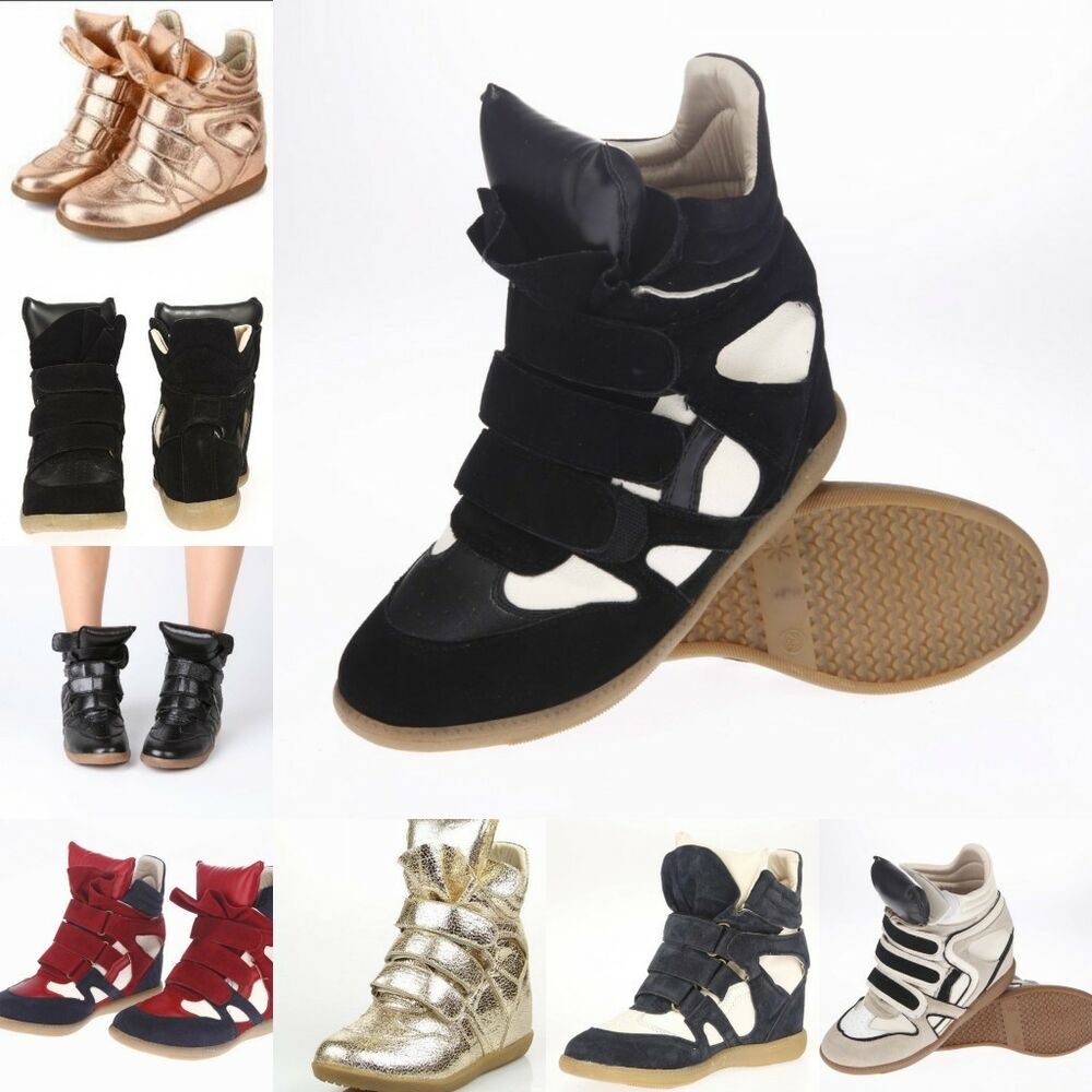 Highest High Top Shoes