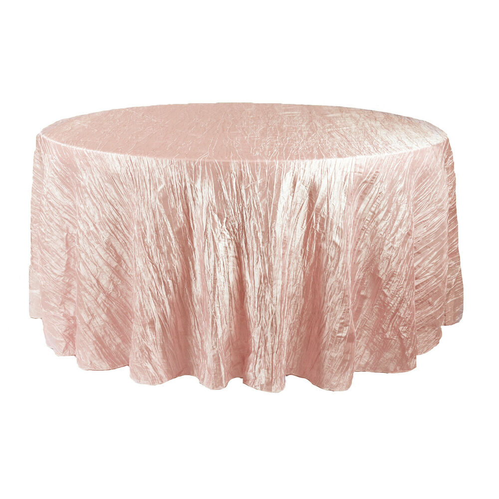 Your chair covers 120 inch round crinkle taffeta for 120 round table seats how many