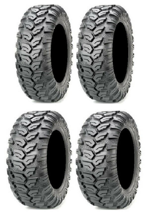 full set of maxxis ceros radial 26x9 12 and 26x11 12 atv. Black Bedroom Furniture Sets. Home Design Ideas