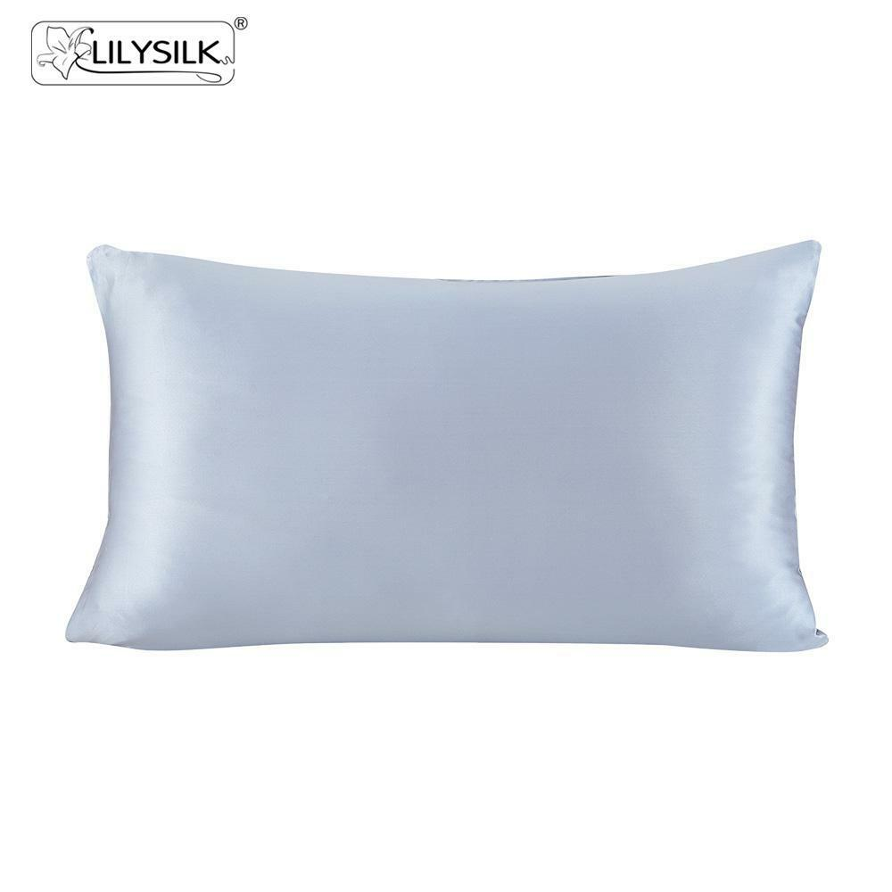 Terse Silk Pillowcase Soft 100 Mulberry Silk Pillow Case