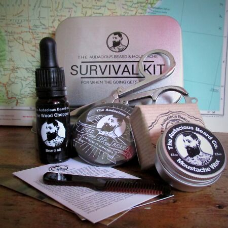 img-The Audacious Beard and Moustache Survival kit - The Audacious Beard Co