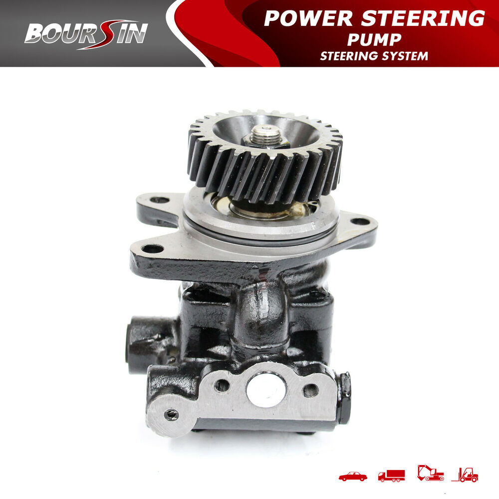 new power steering pump for isuzu fsr ftr fvr fts fss. Black Bedroom Furniture Sets. Home Design Ideas