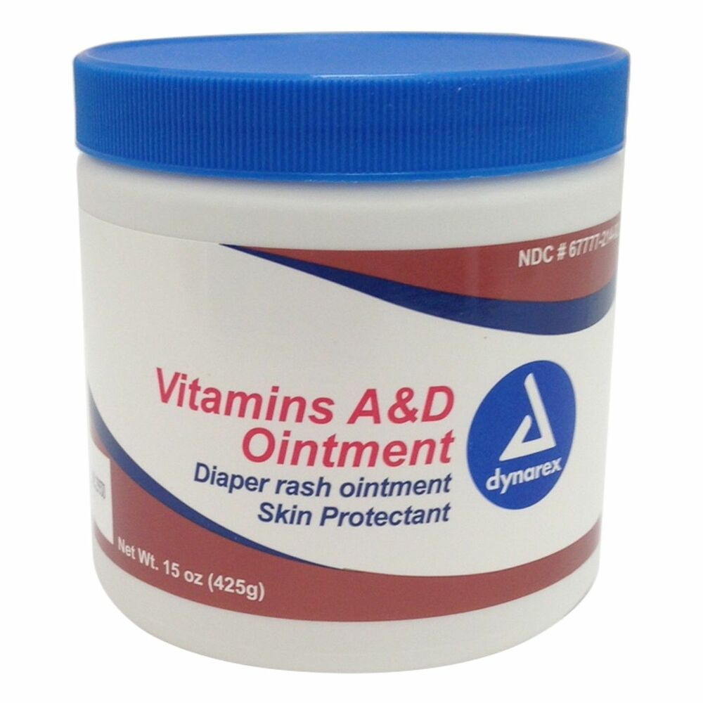 Dynarex vitamins a d tattoo ointment 15oz jar skin for What kind of ointment for tattoos