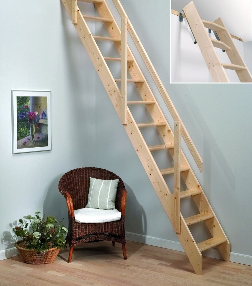 Loft Stairs For Small Spaces
