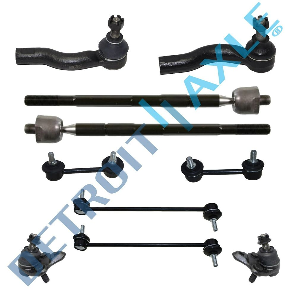 Brand New 10pc Complete Front & Rear Suspension Kit for 2001-2003 Toyota Rav4 | eBay