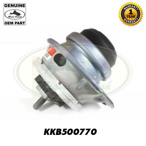 LAND ROVER ENGINE MOUNTING SUPPORT LR3 LR4 KKB500770 OEM