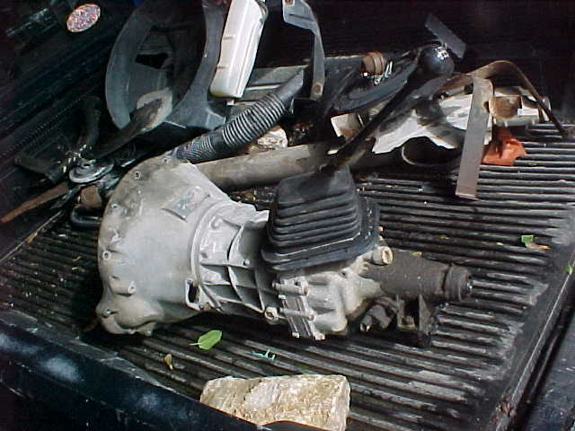 S L on 1994 Dodge Dakota Transmission