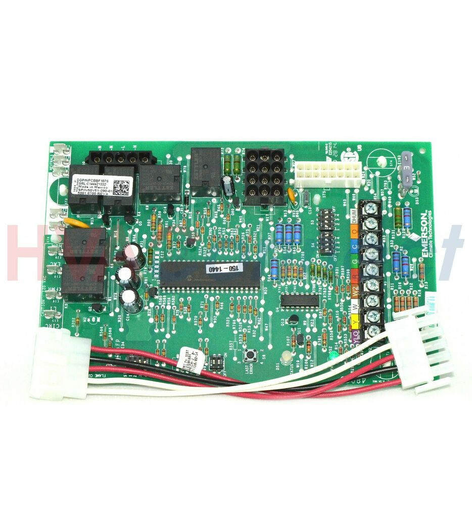 oem goodman janitrol amana furnace control circuit board. Black Bedroom Furniture Sets. Home Design Ideas
