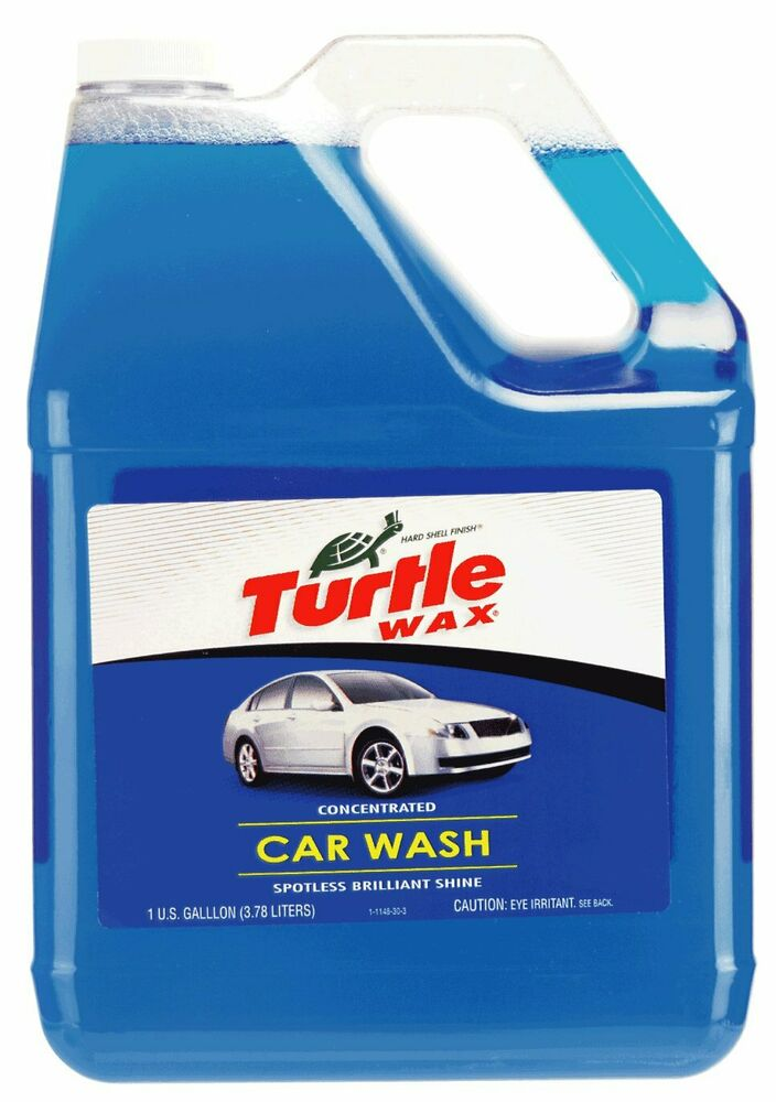 turtle wax car wash t148r ebay. Black Bedroom Furniture Sets. Home Design Ideas